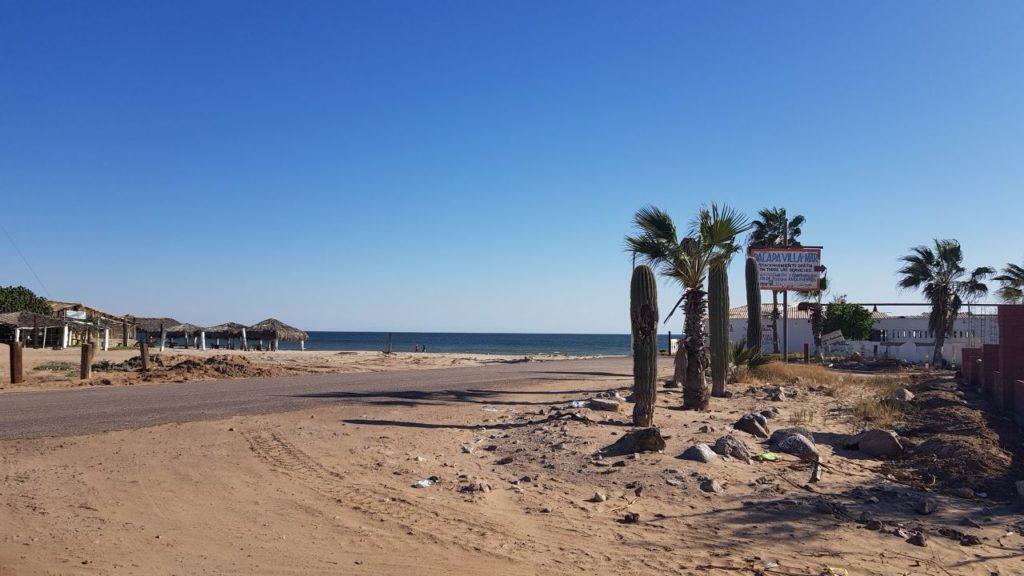 Terreno a la venta en Playa Cochorit