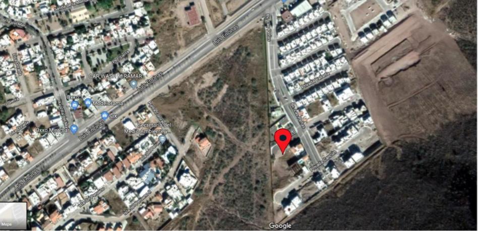 Terreno a la venta en Residencial Las Perlas, Guaymas Sonora.