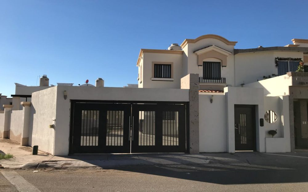 Casa en renta Villas del tular.
