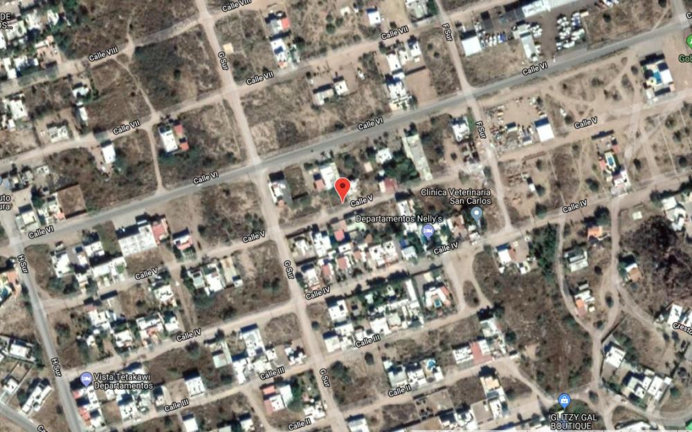 Terreno a la venta en San Carlos Sexta Seccion