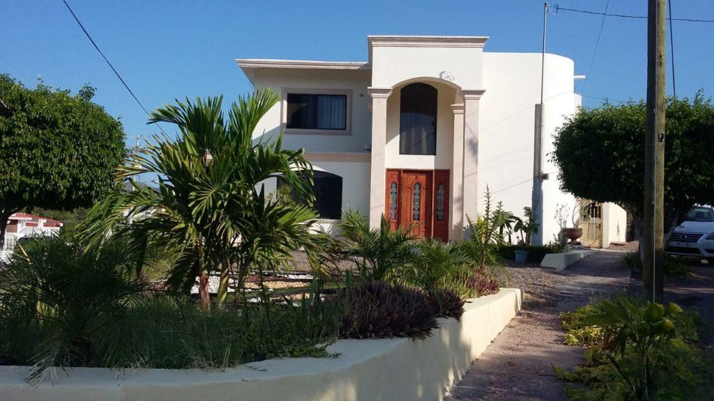 Casa en renta en Guaymas, San Bernardo