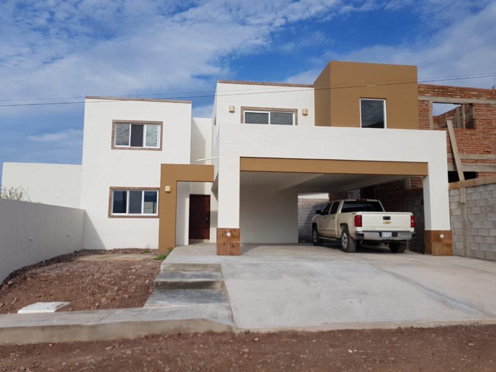 Casa a la venta en Guaymas, Las tinajas, con vista al mar