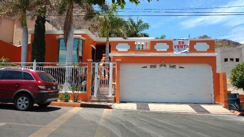 Casa a la venta en Guaymas, Las delicias.