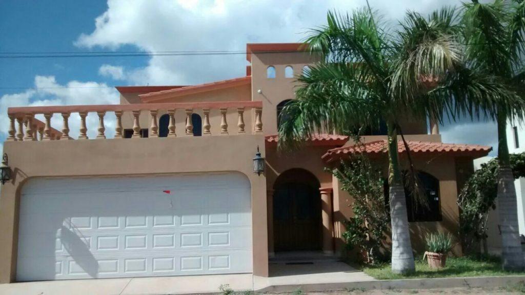 Casa en renta en San Carlos, Sexta sección
