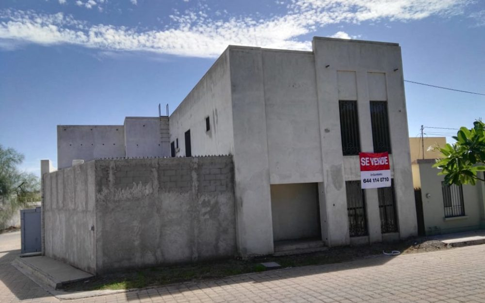 Casa en venta en Obregon.