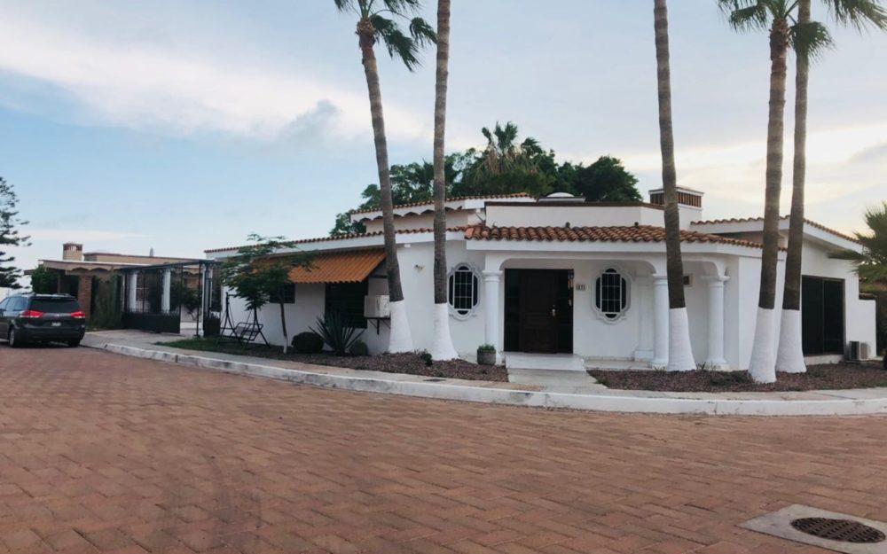 Casa en renta en San carlos, costa del mar.