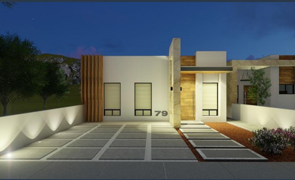 Casa a la venta por estrenarse en San carlos, country club Biznaga Residencial