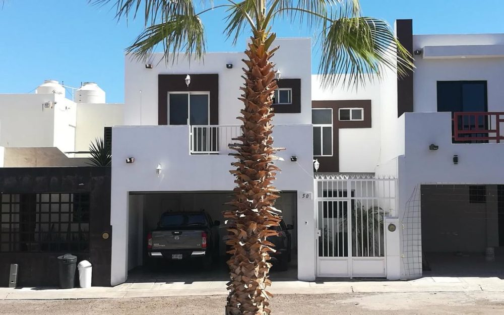 Casa a la venta 3 recamaras, Guaymas Sonora, Santa fe