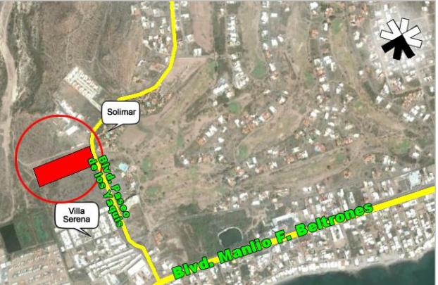 Terreno a la venta, San Carlos nuevo Guaymas, ideal para desarrollar tu inversión