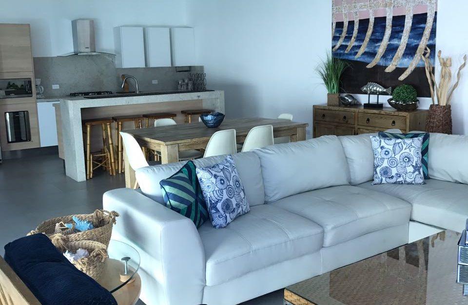 Casa a la renta de 3 recamaras con alberca privada en San Carlos, Costa del mar
