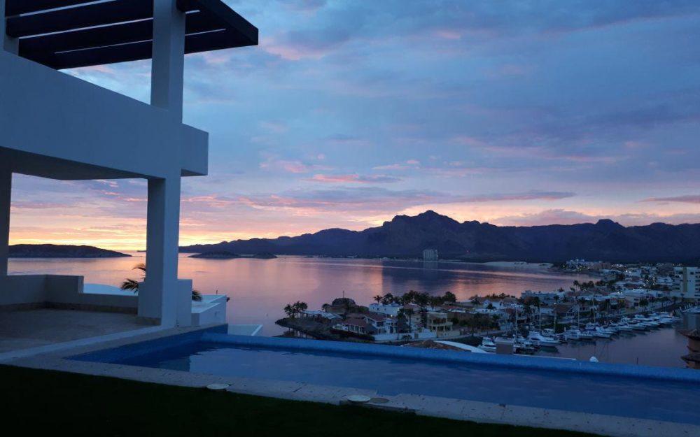 Casa a la renta de 5 recamaras en san Carlos, Vista Marina
