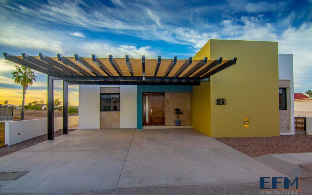 Casa a la venta de 3 recamaras en San Carlos, country club
