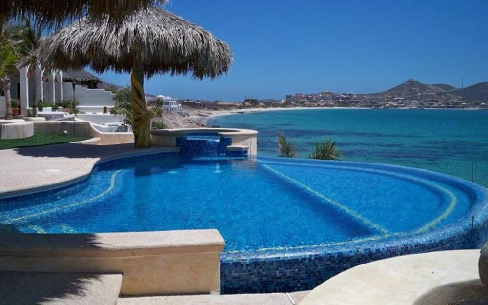 Casa en renta con alberca privada frente al mar Villas California, San Carlos nuevo Guaymas