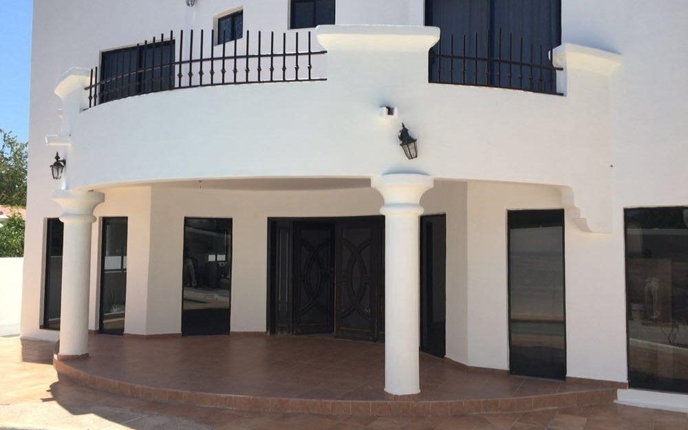 Casa en renta con alberca privada en san Carlos, Sector bahia