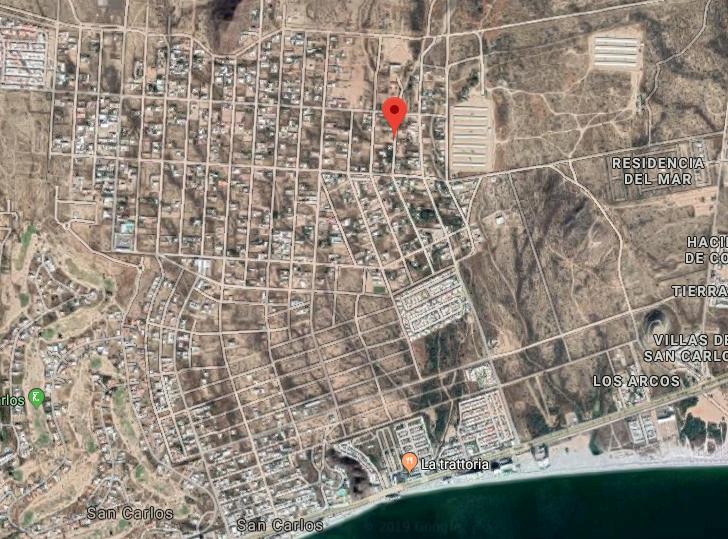 Terreno en venta con muy buena ubicacion en San Carlos, Ranchitos Campestres