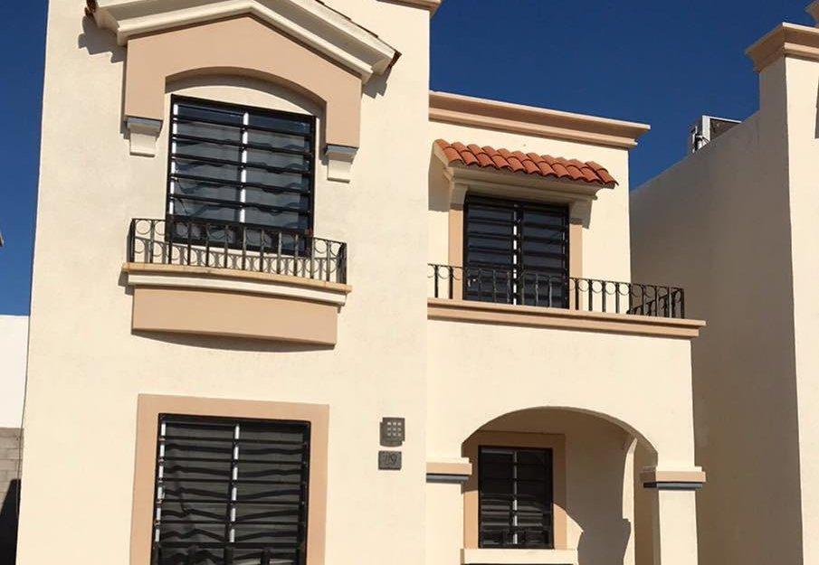 Casa en venta en Guaymas en un fraccionamiento tranquilo, villas del tular