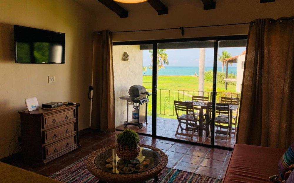 Magnifica opción para vivir frente a la playa, condominios pilar