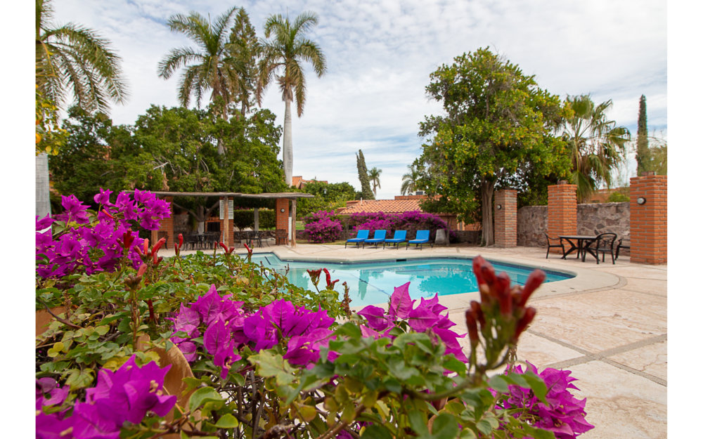 Condominio en renta en San Carlos en Solimar de 1 recamara