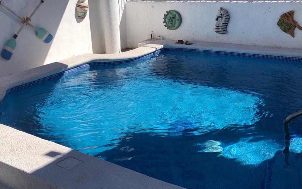 Casa en renta con alberca privada en San Carlos, muy cerca de la playa Costa del mar