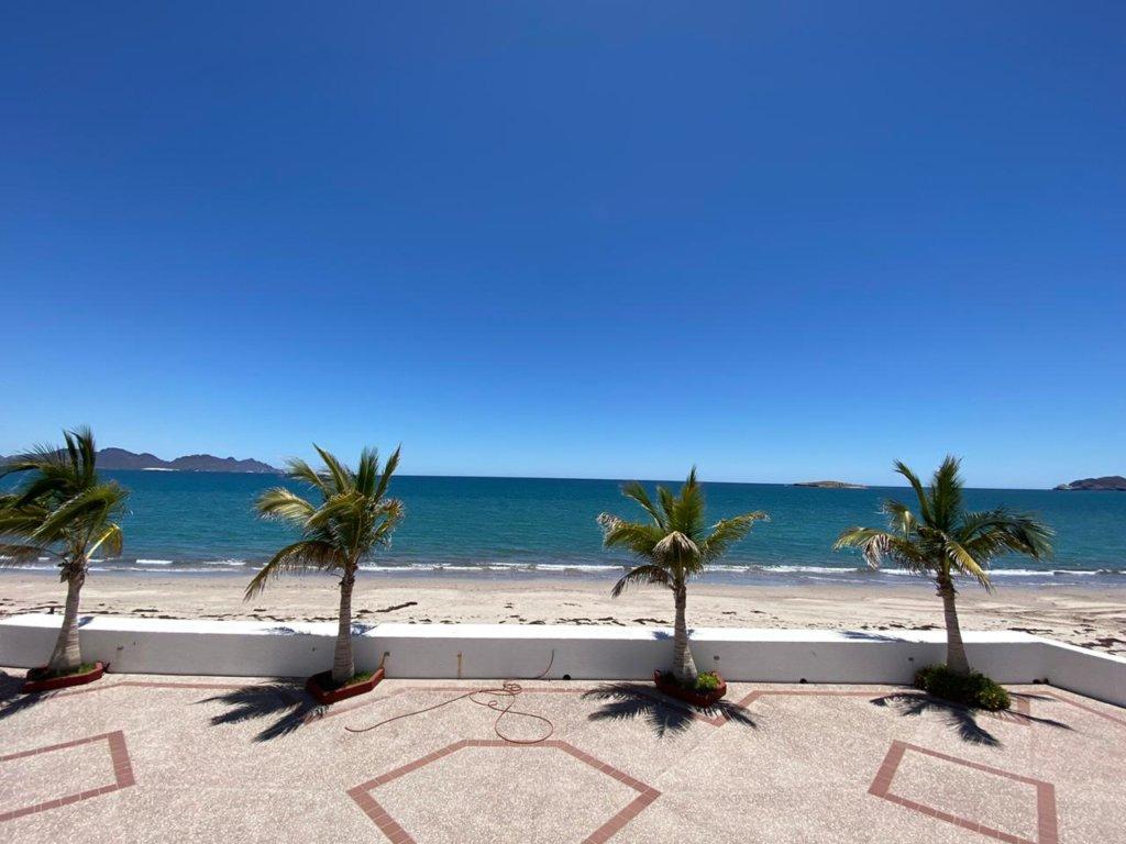Estudio frente al mar en renta en San Carlos, Conquistador.