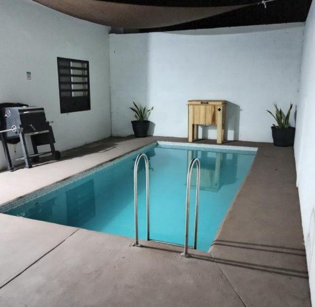 Casa en renta Con alberca privada en San Carlos, Hacienda de cortes